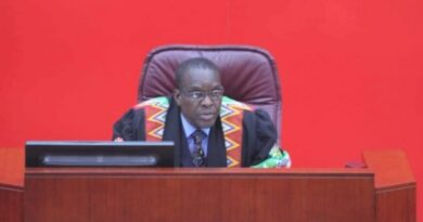 Speaker announces review of GIPC Act permitting Nigerian traders into Ghana's retail space